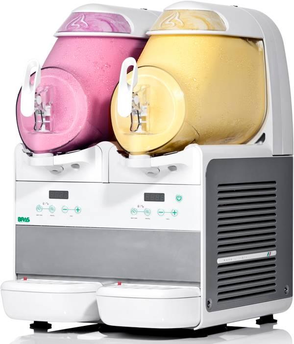 Гранитор и мягкое мороженое