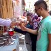 Вот так работают турецкие мороженщики-видео